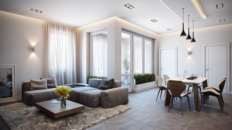 планирование освещения в квартире